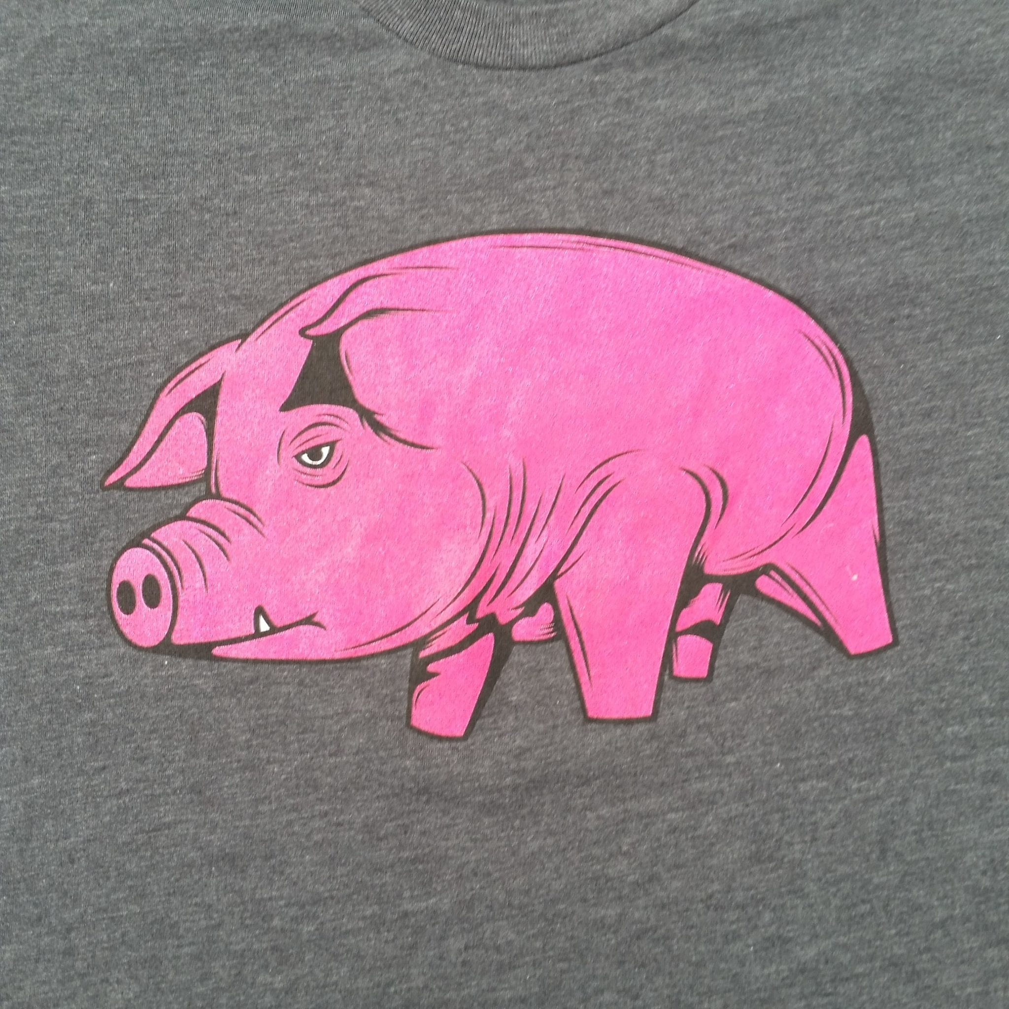 8b485d72046aa Pigs t-shirt - Pink Floyd inspired fan art - Animals
