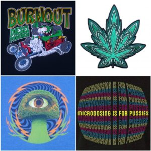 Cannabis and Psychedelics Designs