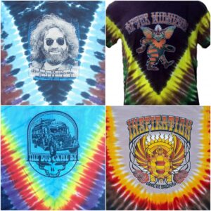 Tie Dyes